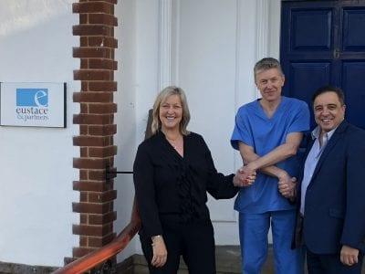 Portman Dental Has Aquired Eustace & Partners - Lily Head Dental Practice Sales