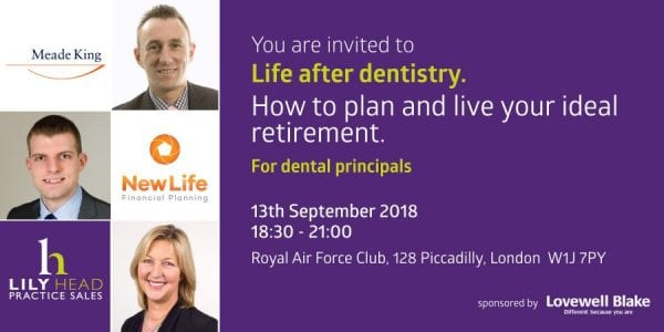 Life After Dentistry - Lily Head Dental Practice Sales