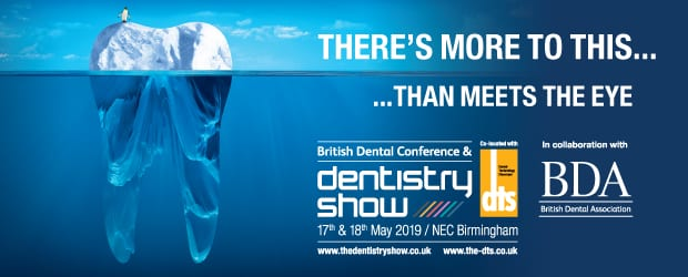 British Dental Conference & Dentistry Show 2019