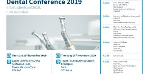 Northern Dental Conference 2019 - Lily Head Dental Practice Sales
