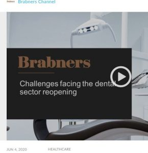 Challenges facing the dental sector reopening - Lily Head Dental Practice Sales